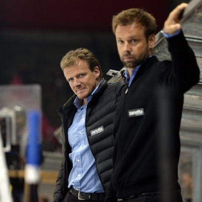 National League : EHC Biel - SC Rapperswil-Jona Lakers le 19/09/2014 (par  )
