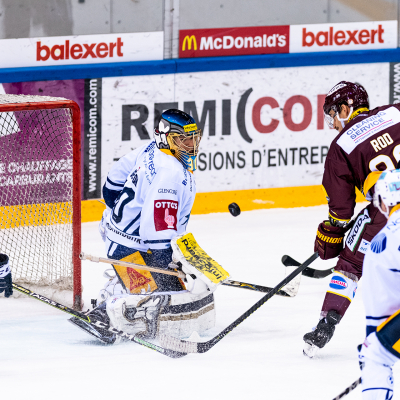 National League : Genève-Servette HC - EV Zug le 13/11/2020 (par Laurent Daspres)