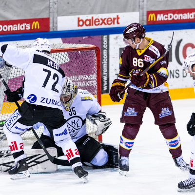 National League : Genève-Servette HC - HC Lugano le 07/01/2021 (par Laurent Daspres)