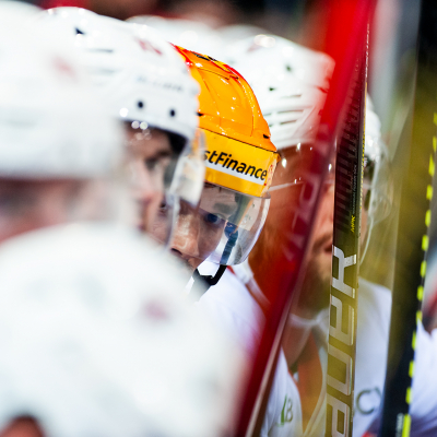 National League : Genève-Servette HC - Lausanne HC le 18/10/2019 (par Laurent Daspres)