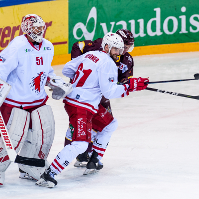 National League : Genève-Servette HC - Lausanne HC le 30/01/2020 (par Laurent Daspres)