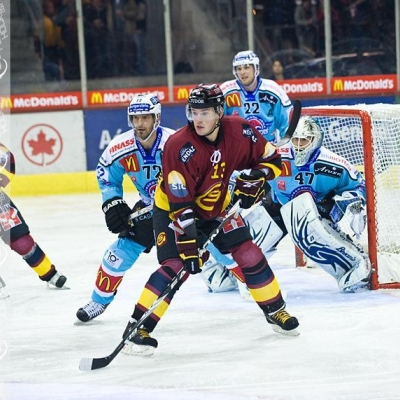 GSHC-Rapperswil-Jona Lakers - 31/10/2009 (par Laurent Daspres)
