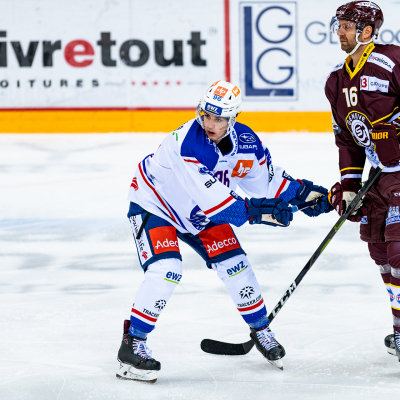 National League : Genève-Servette HC - ZSC Lions le 20/11/2020 (par Laurent Daspres)