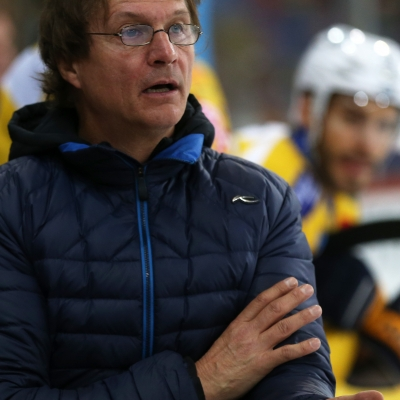 National League : SCL Tigers - HC Davos le 13/11/2015 (par Peter Eggimann)